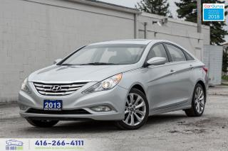 Used 2013 Hyundai Sonata GLS Sunroof 18s NoAccidents CertifiedServicedClean for sale in Bolton, ON