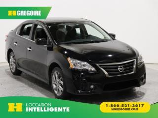 Used 2015 Nissan Sentra SR AC GR ELECT for sale in St-Léonard, QC
