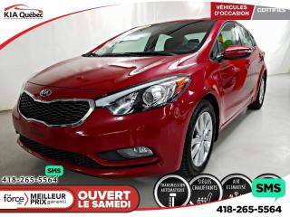 Used 2015 Kia Forte Lx+ Sièges Ch. A/c for sale in Québec, QC