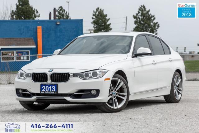 2013 BMW 3 Series 328i xDrive Sports Pkg NavGps Clean Carfax Finance