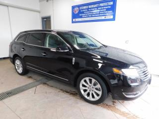 Used 2018 Lincoln MKT Elite LEATHER NAVI SUNROOF for sale in Listowel, ON
