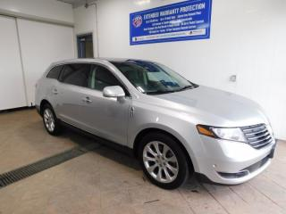 Used 2018 Lincoln MKT ELITE for sale in Listowel, ON
