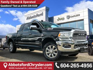 New 2019 RAM 3500 Limited - Sunroof for sale in Abbotsford, BC