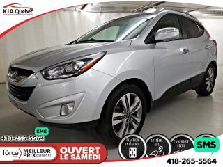Used 2015 Hyundai Tucson Ltd Awd Gps Toit for sale in Québec, QC