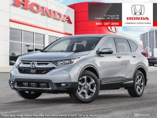 New 2019 Honda CR-V EX-L for sale in Cambridge, ON