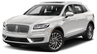 New 2019 Lincoln Nautilus RESERVE for sale in Calgary, AB