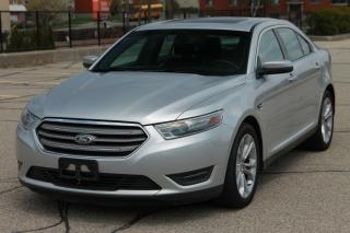 Used 2013 Ford Taurus SEL NAVI | AWD | CERTIFIED for sale in Waterloo, ON