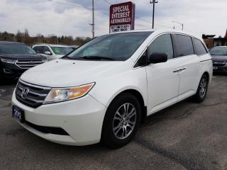 Used 2012 Honda Odyssey EX-L for sale in Cambridge, ON