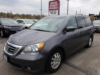 Used 2010 Honda Odyssey EX-L 8 PASSENGER !!  LEATHER !!  SUNROOF !! for sale in Cambridge, ON
