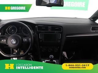 Used 2016 Volkswagen Golf R 5DR HB MAN A/C GR for sale in St-Léonard, QC