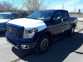 New 2019 Nissan Titan Pro-4X for sale in Toronto, ON