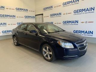 Used 2009 Chevrolet Malibu Lt- Ac -Gr.élect for sale in St-Raymond, QC