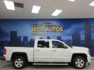 Used 2015 GMC Sierra 1500 SLT Z-71 5.3 LITRES CUIR GPS NAVIGATION for sale in Lévis, QC