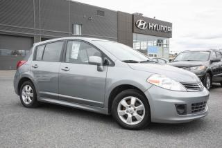 Used 2012 Nissan Versa Hayon 5 portes 4 cyl. for sale in St-Hyacinthe, QC
