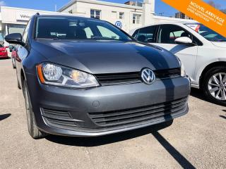 Used 2017 Volkswagen Golf Sportwagen DSG TRENDLINE 1.8 for sale in Québec, QC