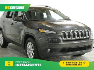 Used 2017 Jeep Cherokee NORTH 4X4 AC GR for sale in St-Léonard, QC