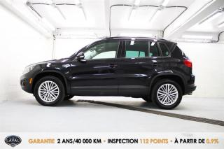 Used 2016 Volkswagen Tiguan 4MOTION SE ÉDITION for sale in Québec, QC