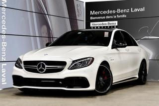 Used 2016 Mercedes-Benz C63 AMG for sale in Laval, QC