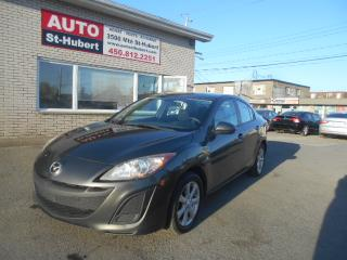 Used 2010 Mazda MAZDA3 GS for sale in St-Hubert, QC