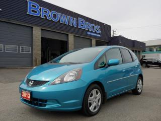 Used 2013 Honda Fit LX, LOCAL, 1 OWNER for sale in Surrey, BC