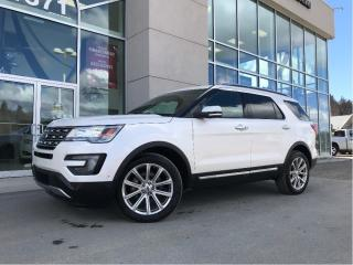 Used 2016 Ford Explorer LIMITED for sale in Ste-Agathe-des-Monts, QC