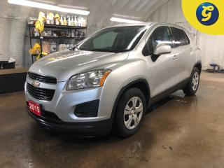 Used 2015 Chevrolet Trax LS * On star * Voice recognition * Phone connect * Climate control * Hands free steering wheel controls * Trip computer * Cruise control * Traction co for sale in Cambridge, ON