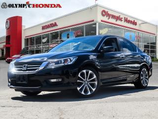 Used 2015 Honda Accord SPORT SEDAN for sale in Guelph, ON