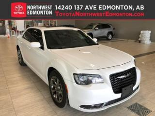 Used 2016 Chrysler 300 300S | V6 | AWD | Backup Cam | Leather | Heat Seat for sale in Edmonton, AB