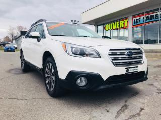 Used 2016 Subaru Outback 2.5i Ltd Package for sale in Lévis, QC