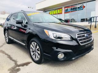 Used 2017 Subaru Outback 2.5i Premier for sale in Lévis, QC