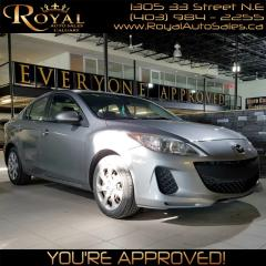 Used 2012 Mazda MAZDA3 GX for sale in Calgary, AB
