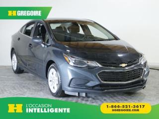 Used 2018 Chevrolet Cruze LT AC GR ELEC for sale in St-Léonard, QC
