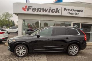 Used 2016 Volvo XC90 T6 AWD Momentum for sale in Sarnia, ON