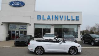 Used 2018 Ford Mustang EcoBoost for sale in Blainville, QC