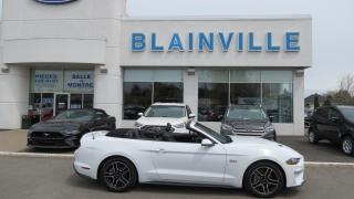 Used 2018 Ford Mustang GT for sale in Blainville, QC