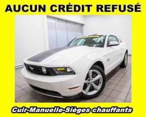 Used 2011 Ford Mustang Gt Sièges Ch for sale in Mirabel, QC