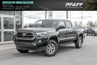 Used 2016 Toyota Tacoma 4x4 Double Cab V6 SR5 6A for sale in Orangeville, ON