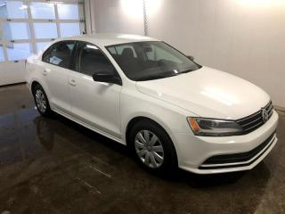Used 2014 Volkswagen Jetta TRENDLINE+ 1-2-3-4 for sale in St-Eustache, QC
