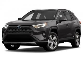 New 2019 Toyota RAV4 Hybrid Limited for sale in Moncton, NB