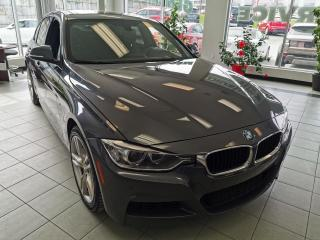Used 2014 BMW 3 Series 335  XDRIVE / M PACKAGE / CUIR / TOIT / for sale in Sherbrooke, QC