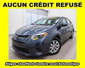 Used 2015 Toyota Corolla Réservé Le Caméra for sale in Mirabel, QC