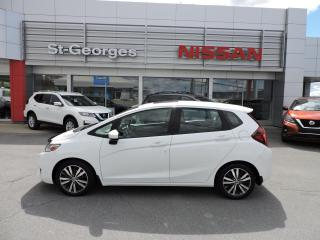 Used 2015 Honda Fit EX à hayon 5 portes CVT for sale in St-Georges, QC