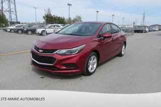 Used 2018 Chevrolet Cruze Mag Démareur A for sale in St-Rémi, QC