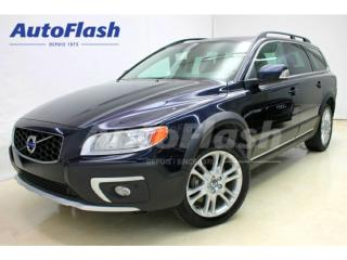 Used 2016 Volvo XC70 2.5l T5 Premier Awd for sale in St-Hubert, QC