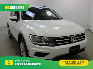 Used 2018 Volkswagen Tiguan Trendline Awd Mags for sale in St-Léonard, QC