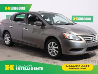 Used 2015 Nissan Sentra SV A/C MAGS CAM for sale in St-Léonard, QC