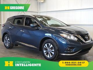 Used 2015 Nissan Murano SL AWD CAMÉRA for sale in St-Léonard, QC