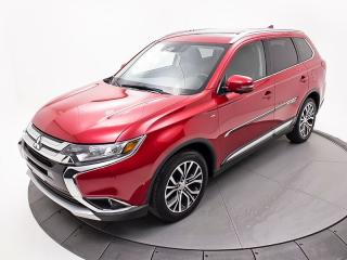 Used 2018 Mitsubishi Outlander GT V6 AWD 7 for sale in St-Hubert, QC