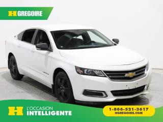 Used 2015 Chevrolet Impala LT A/C CUIR MAGS for sale in St-Léonard, QC