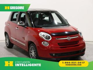 Used 2014 Fiat 500 L LOUNGE A/C CUIR for sale in St-Léonard, QC